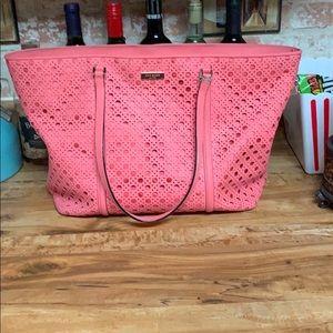 Pinkish Kate spade purse. USED CONDITION